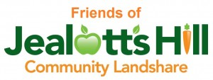 Friends of Jealotts Hill Logo orange