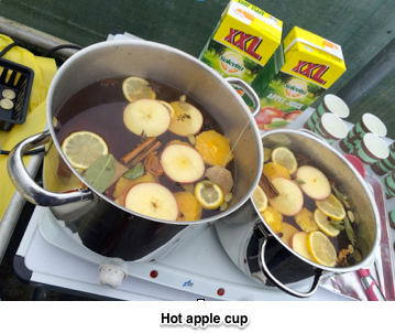 Wassail Jan 2017, Hot apple cup